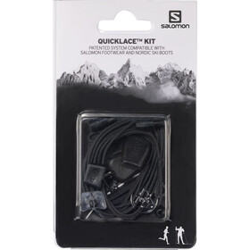 Salomon Quicklace Kit czarny